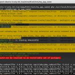 VAGRANT上のUBUNTU14.04にCAKEPHPをインストールする(実践編) その2