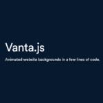 Vanta.jsで面白い視覚効果